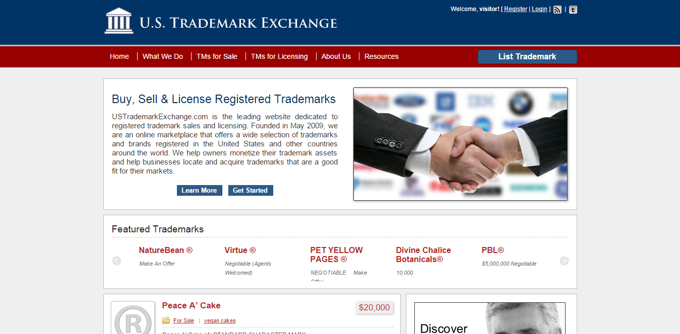 U.S. Trademark Exchange-0