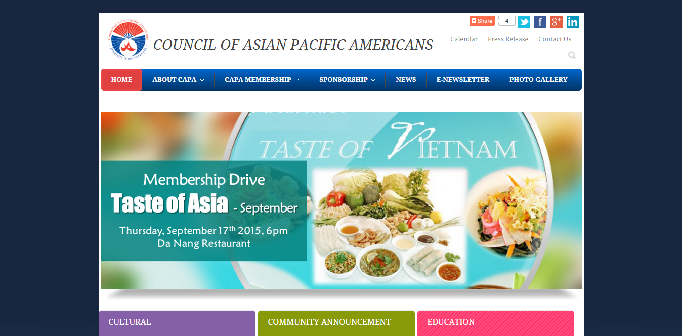 Council of Asian Pacific Americans-0