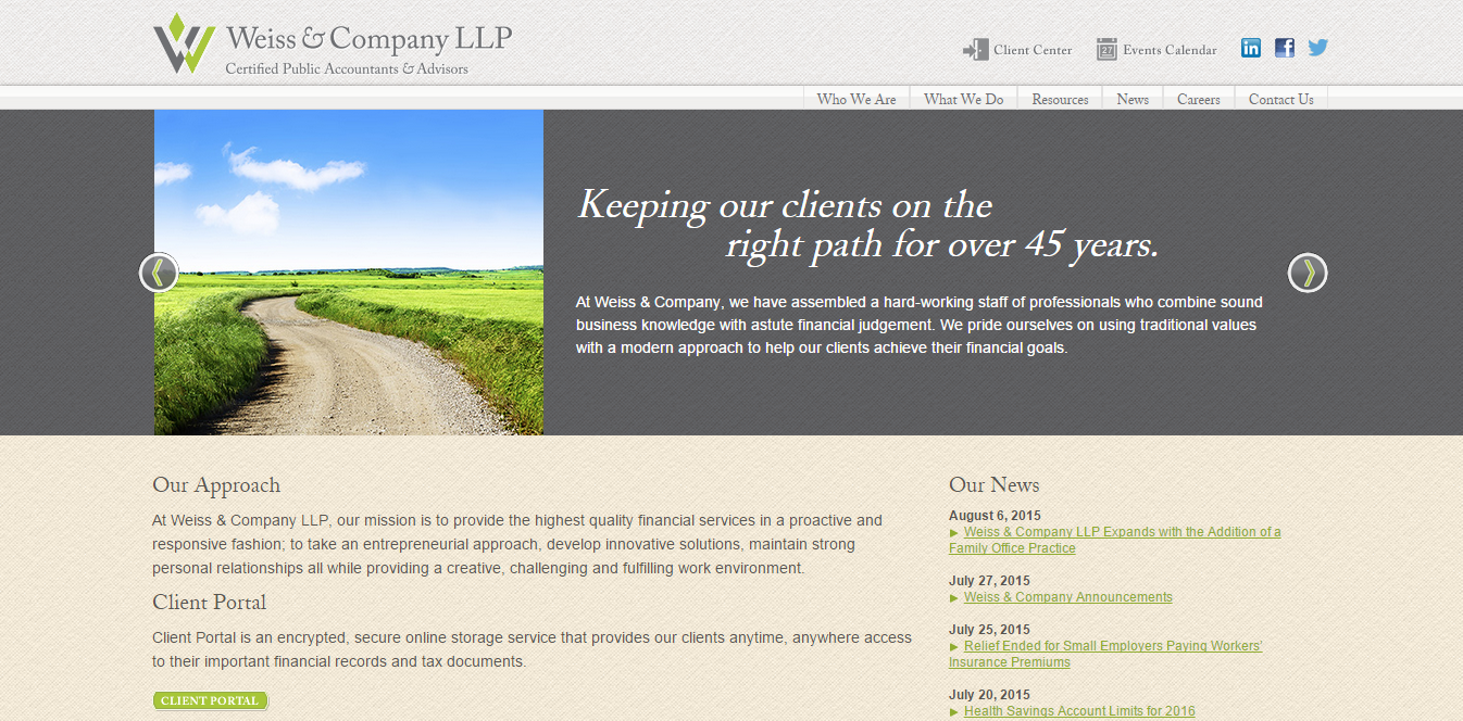 Weiss & Company LLP-0