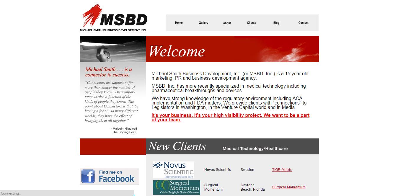 MSBD, Inc.-0