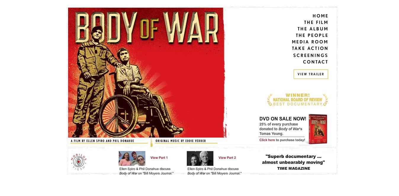 Body Of War-0