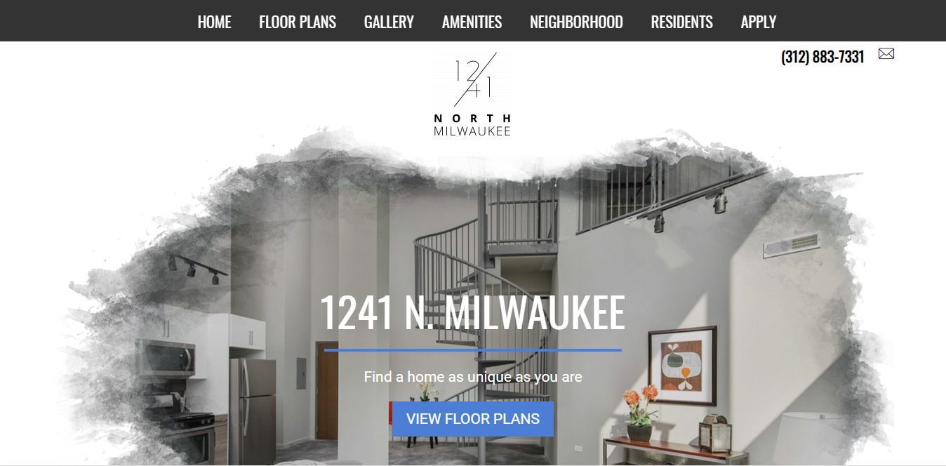 Apartments in Chicago For Rent | 1241 North Milwaukee-0